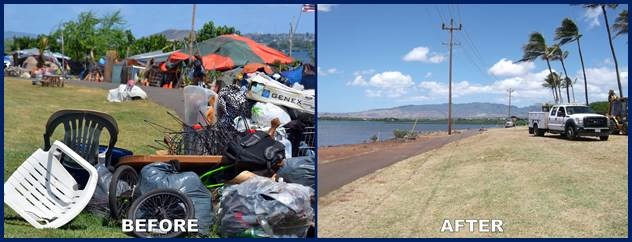 Pearl Harbor Bike Path Update