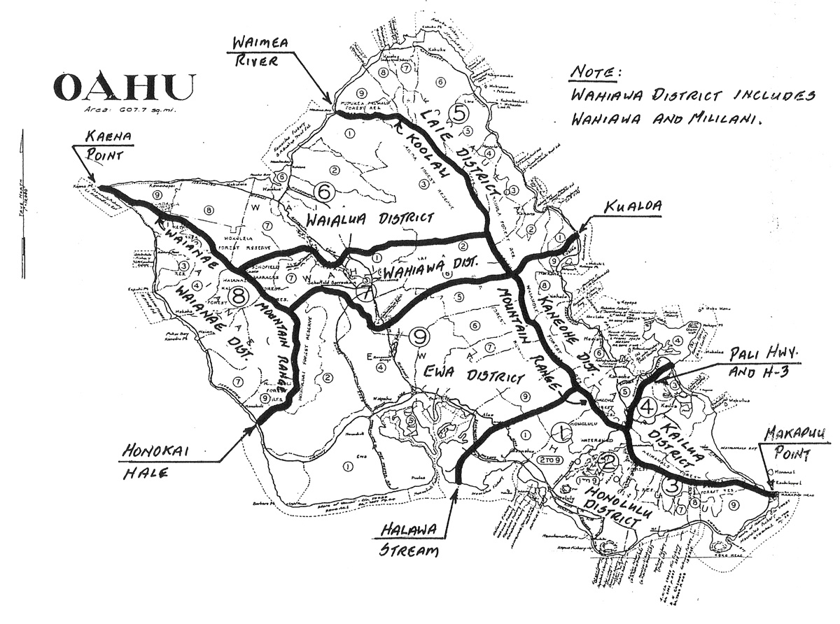 Oahu Traffic Map tigris and euphrates river map