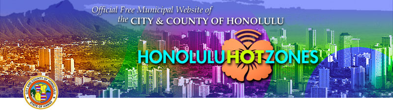 Official Free Municipal Website of the City & County of Honolulu and Partners
