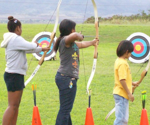 Image of Archery Activity