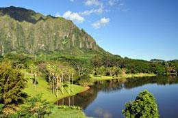 Hoʻomaluhia Botanical Garden