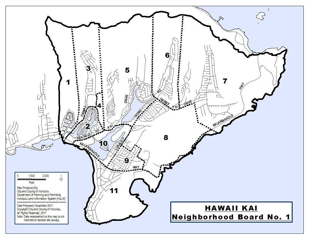 Boundary Maps And Descripitions